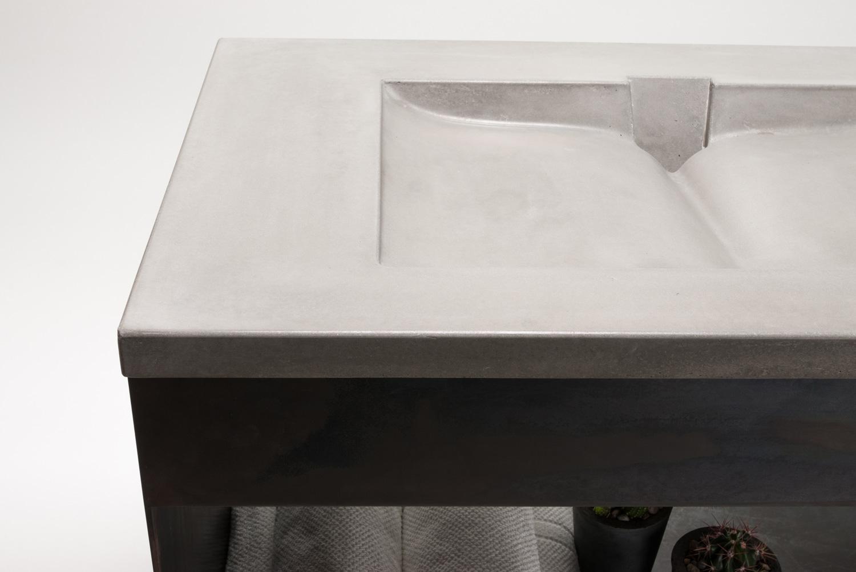 Gore Design Companies Concord Concrete Sink