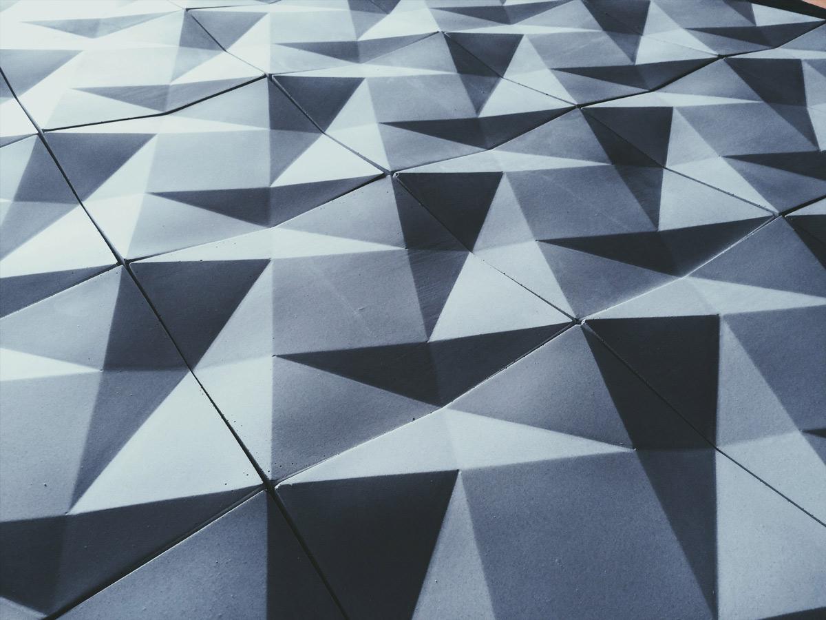 Hard Goods Concrete Wall Tile
